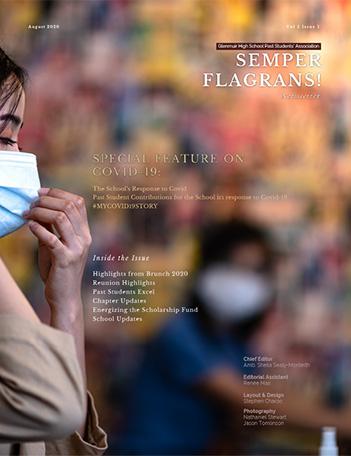 Semper Flagrans August 2020 Newsletter