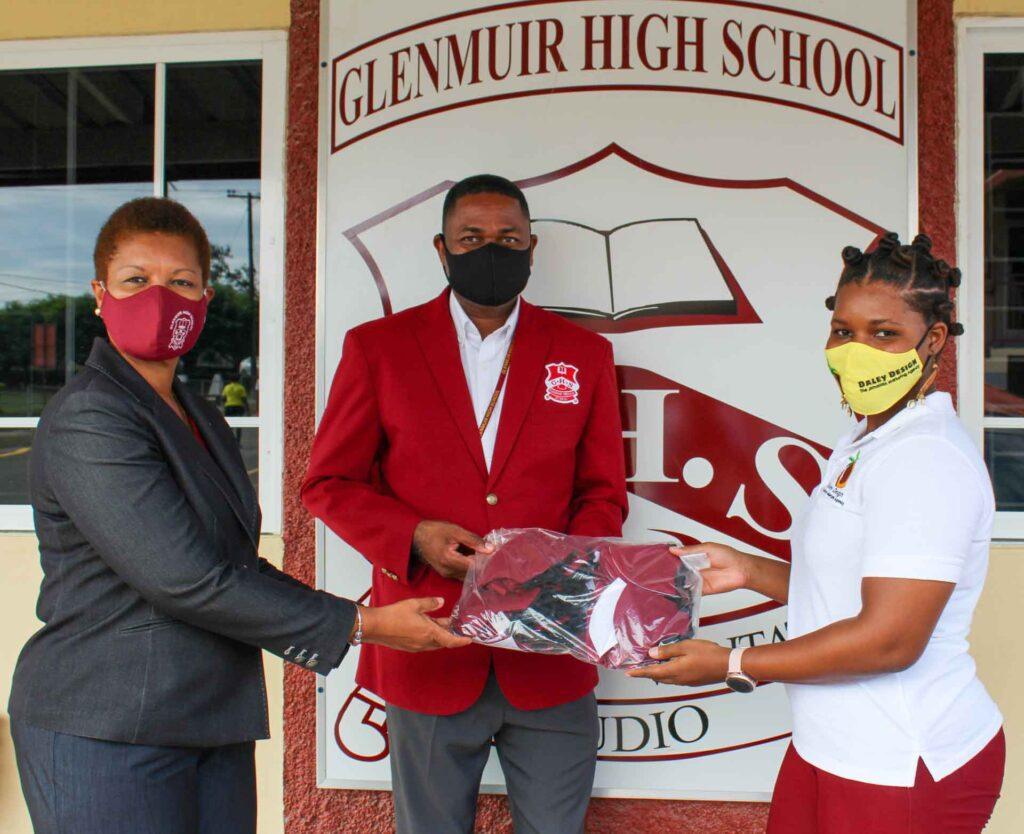EnDH Foundation Mask Donation
