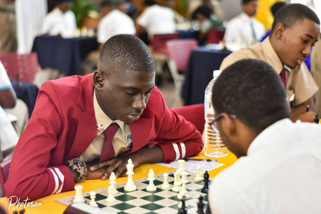 Shamir-Martin Chess Champion