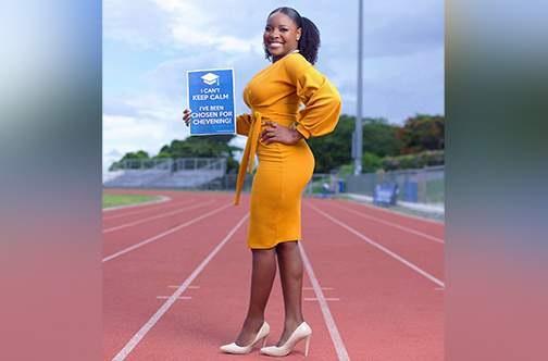 Rosheika Grant - Chevening Scholarship Recipient