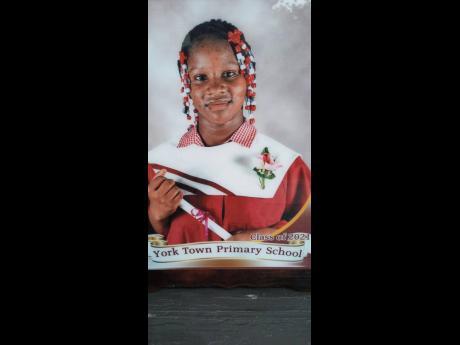 Tashana Brown - new Glenmuir Student