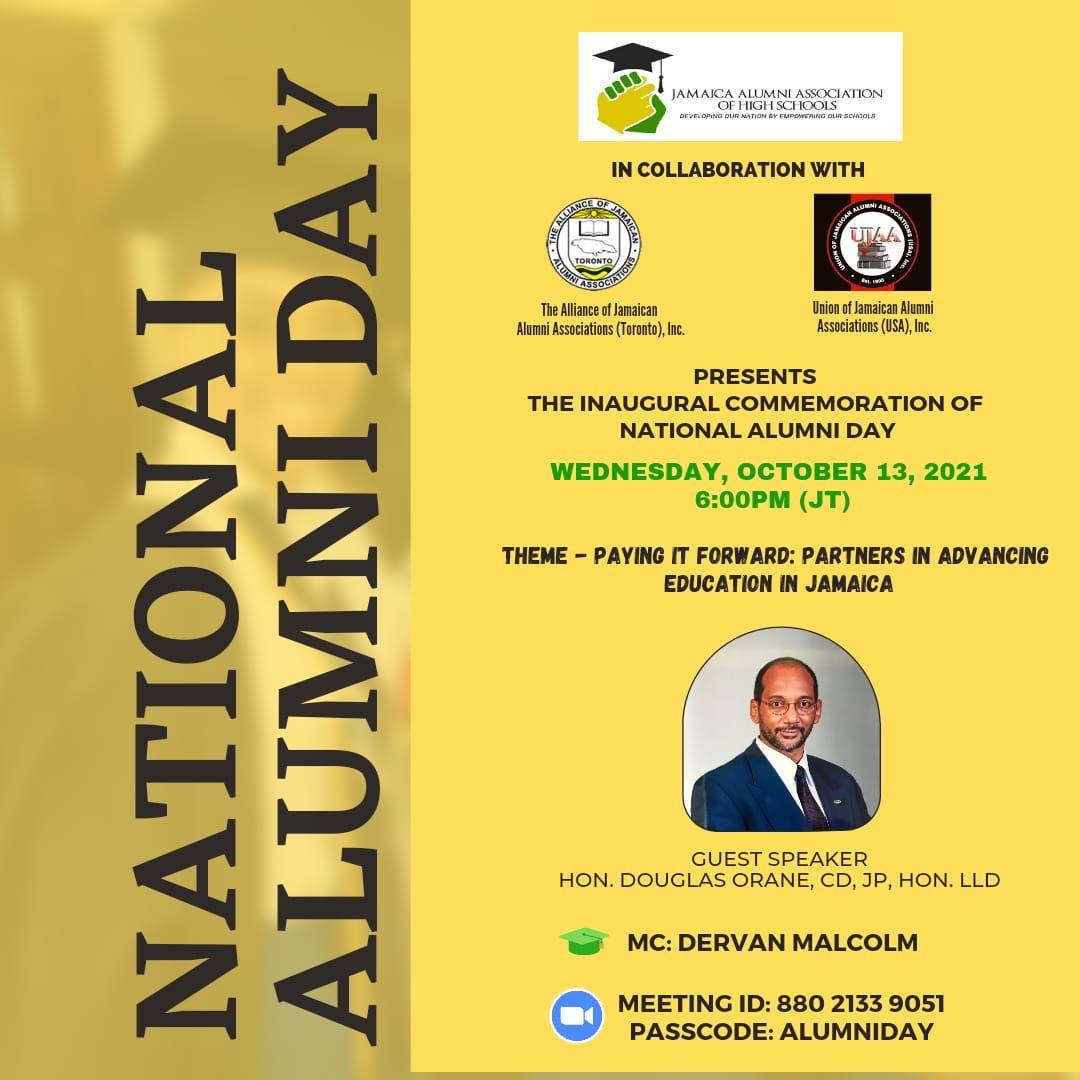 National Alumni Day